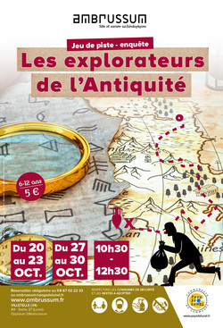 Explorateur de l'Antiquité