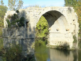 Le pont avant restauration